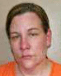 Charles City woman charged with first-degree burglary