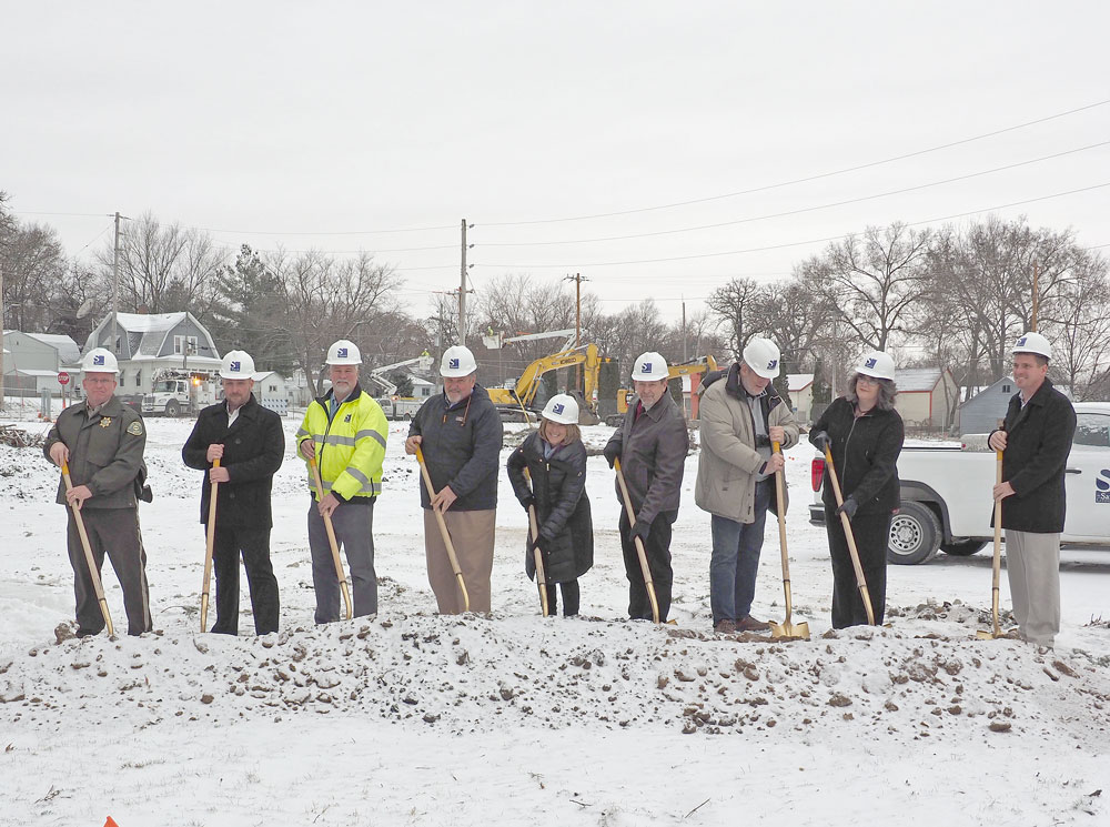 Ground officially broken on new Floyd County jail project