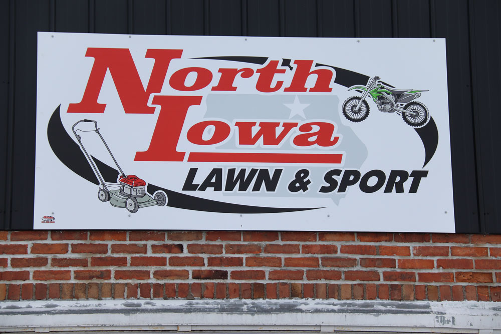 North Iowa Lawn & Sport to become licensed Toro dealer in Charles City