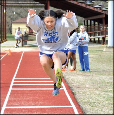 West Memphis track stars shine in Blue Devil Relays